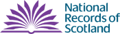 Logo of the National Records of Scotland