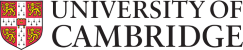 Logo of the University of Cambridge